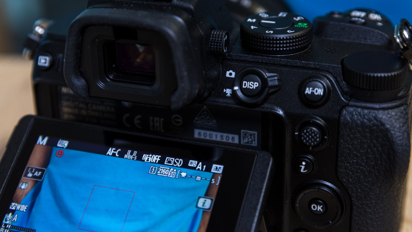 4K video Z5