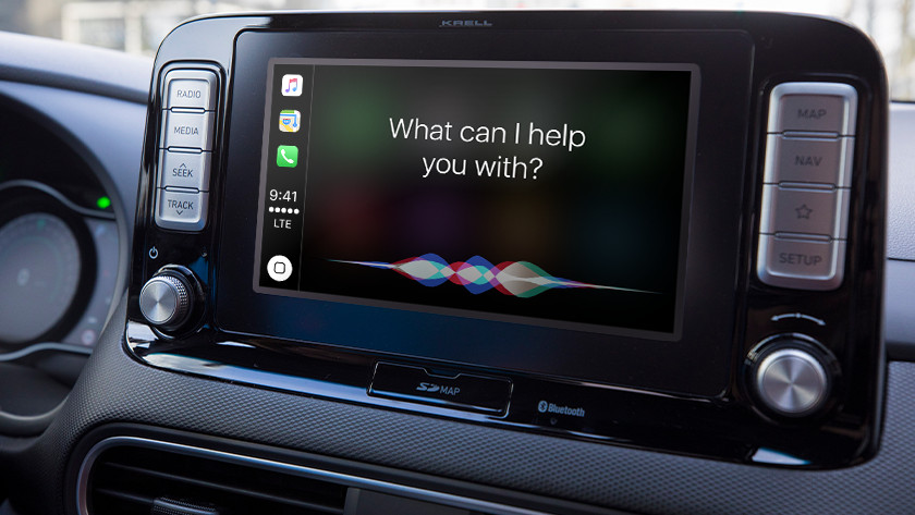 Schakel Siri in je auto in