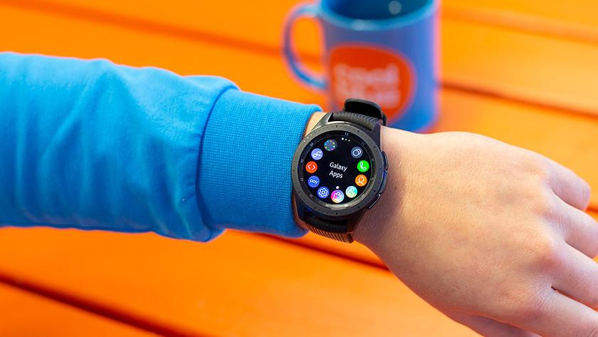 Samsung Galaxy Watch apps app store