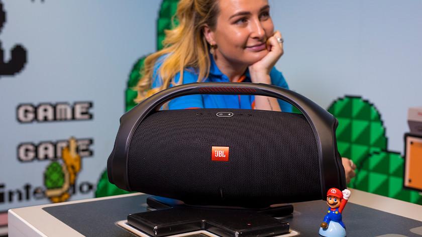 Grote bluetooth speakers