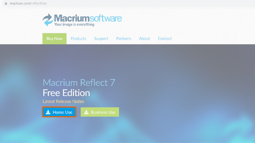 Macrium reflect kloonsoftware voor je SSD