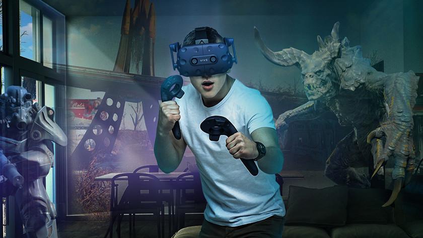 Vive Pro VR bril