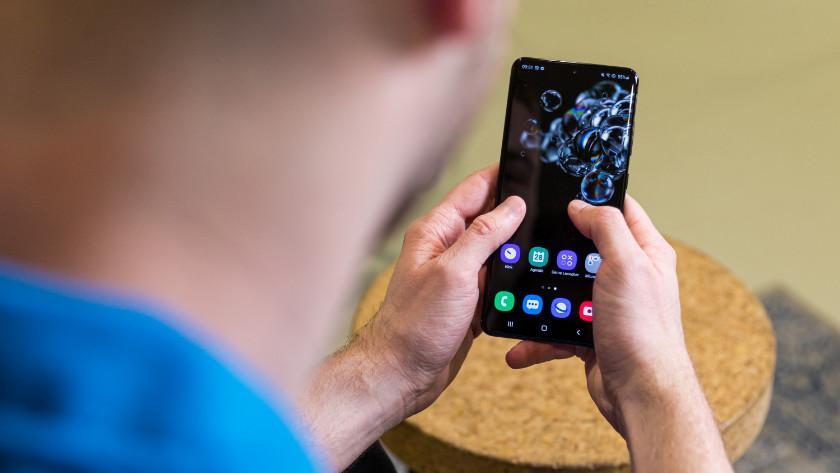 Samsung Galaxy smartphone inruilen