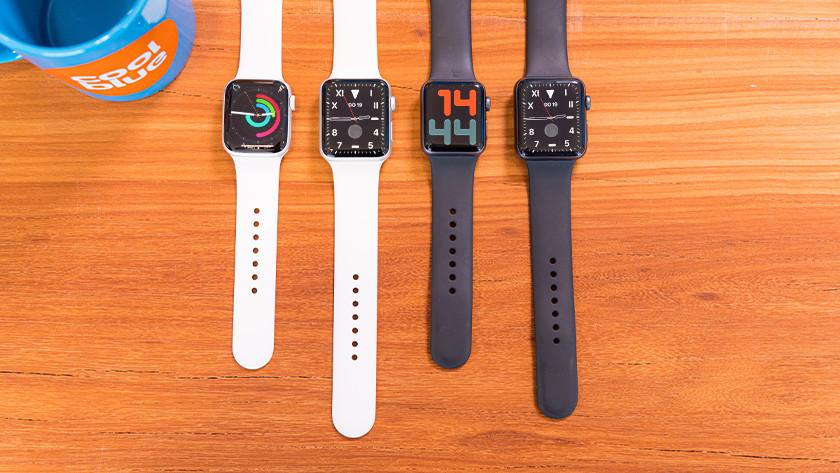 Apple Watch bandje kiezen maat