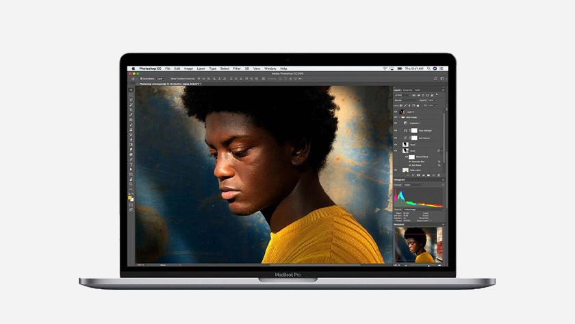 Apple MacBook Pro 13 inch gebruikssituatie