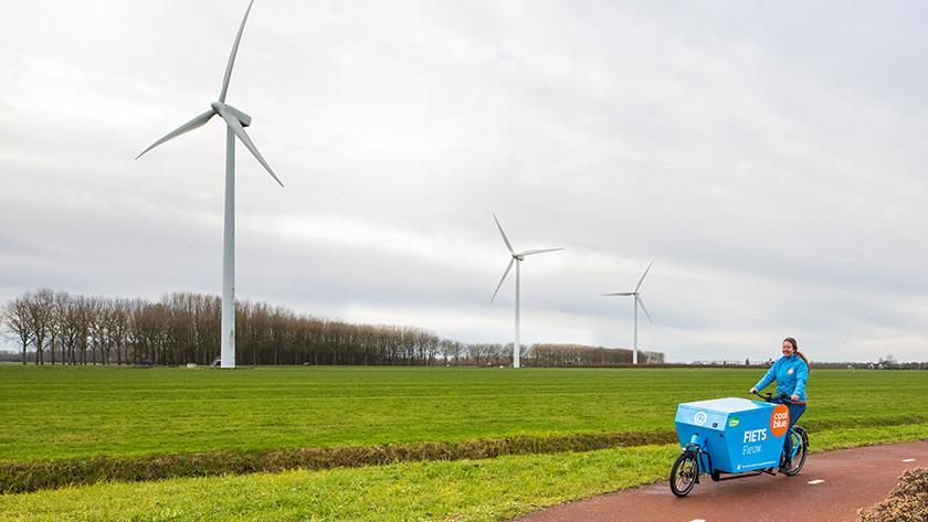 Windmolens Coolblue Energie