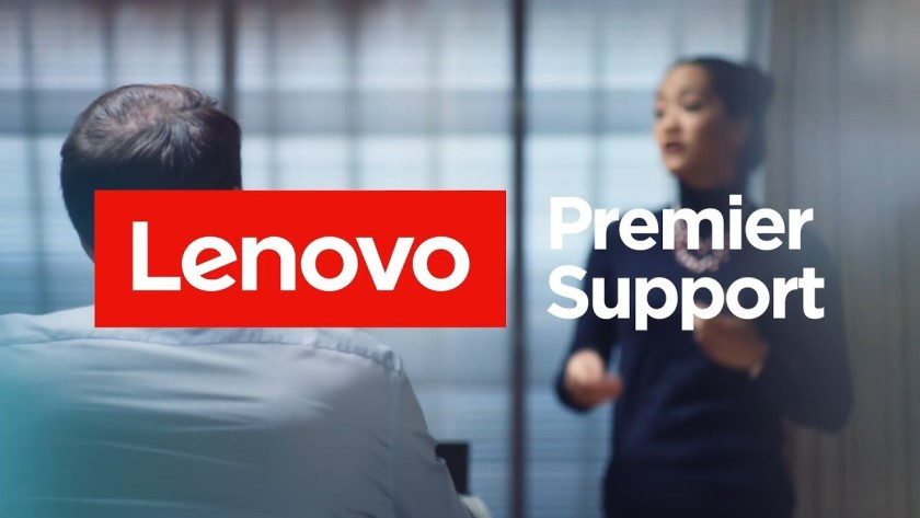 Lenovo Premier Support.