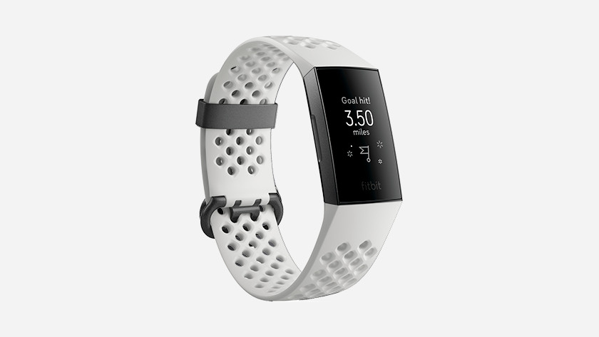Reset Fitbit Charge 3
