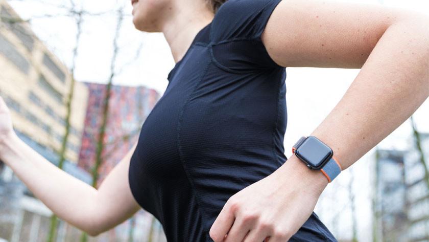 Sporten met Apple Watch