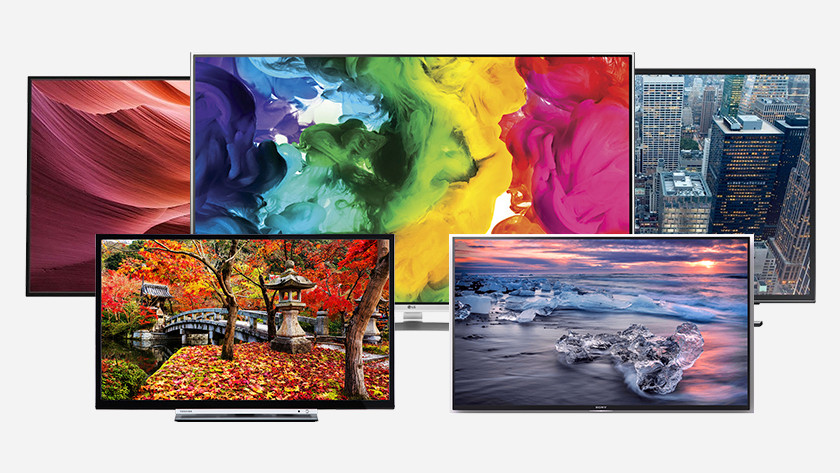 Hoe kies je een tv