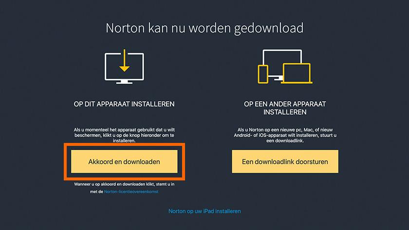 Norton downloaden