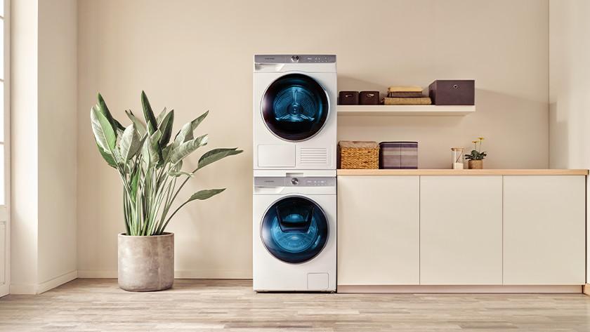 Quickdrive wasmachines