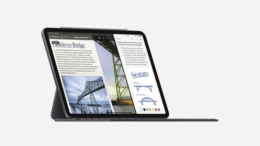 iPad gebruiksvriendelijk
