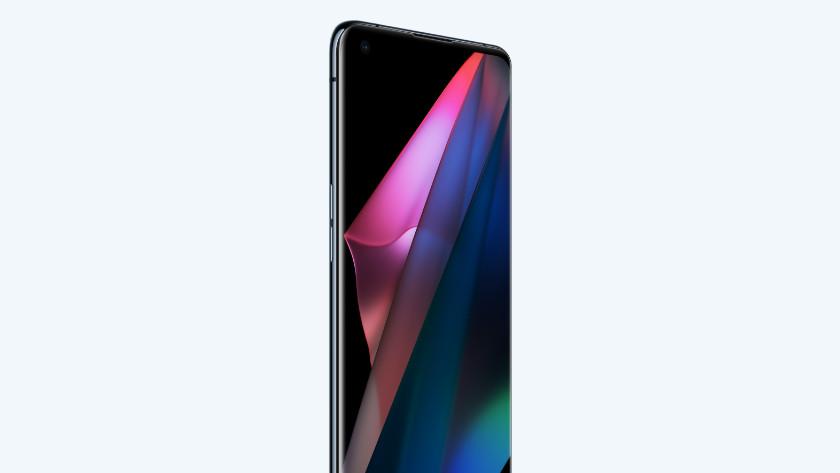 Rekenkracht OPPO Find X3 Pro of Find X3 Neo