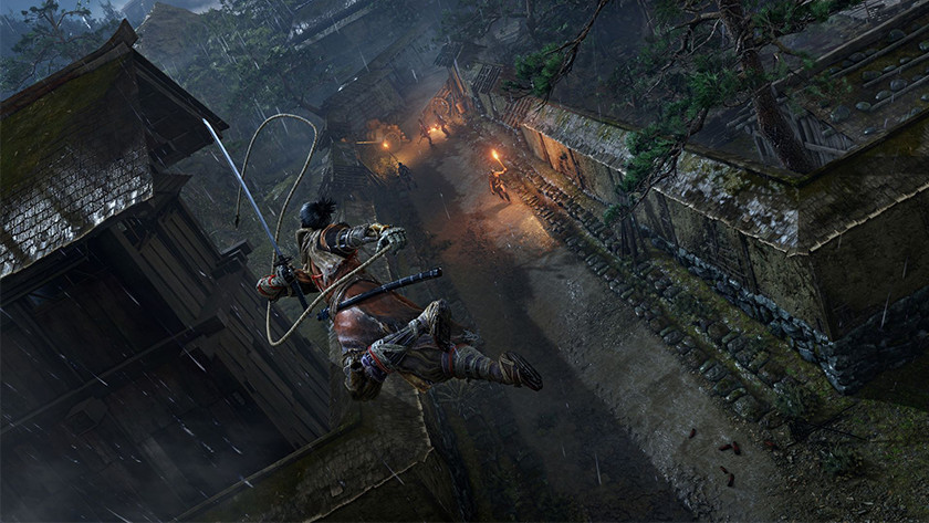 Screenshot van Sekiro Shadows Die Twice