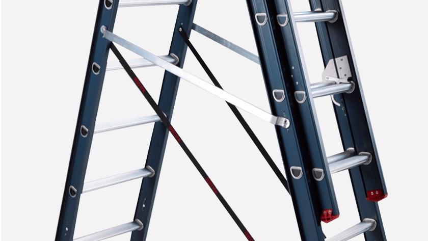 Hoogte van de ladder