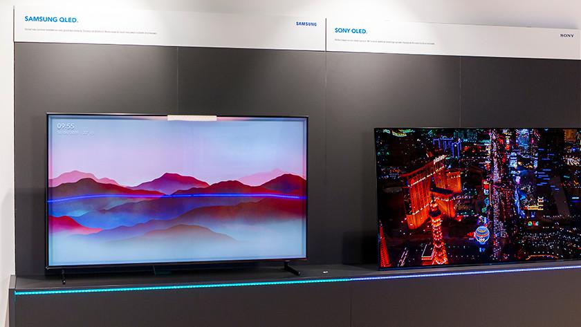 tv vergelijken
