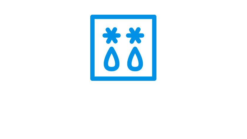 defrost symbol