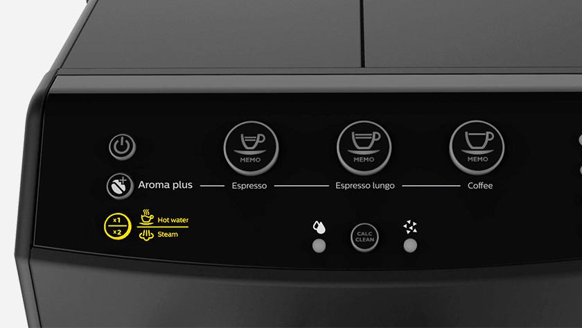 Philips 3000 melksysteem doorspoelen