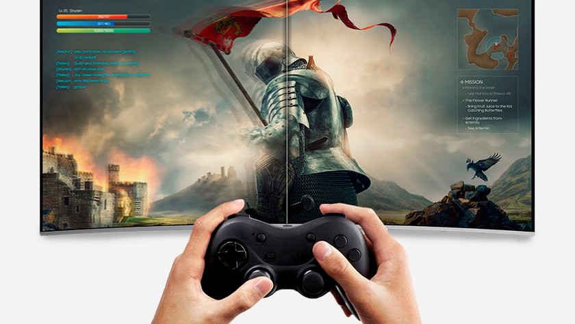 Samsung Game Mode