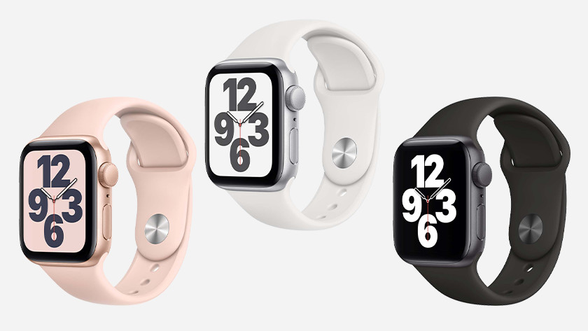 Apple Watch SE kleuren
