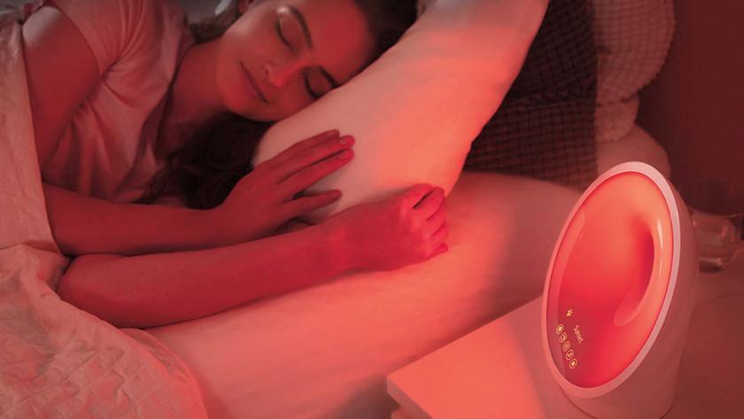 Lekker slapen met de Philips Somneo HF3672/01