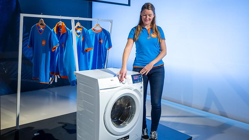 Specialisten review AEG wasmachine