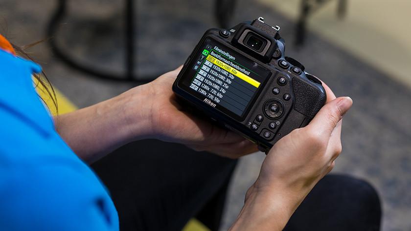 Image quality Nikon D3500