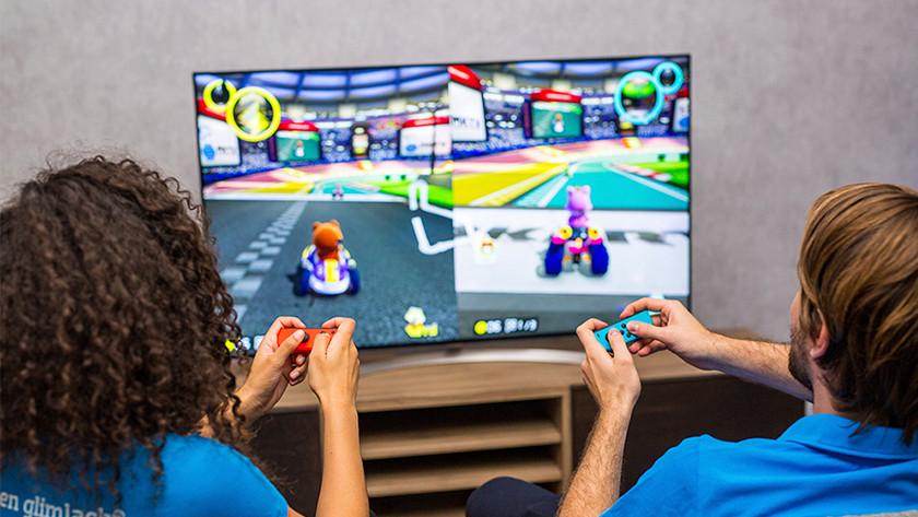 Gamen tv