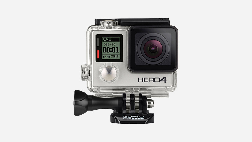 User-friendliness of the HERO 4 Black