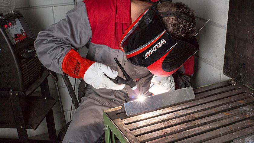 Advantages TIG welding