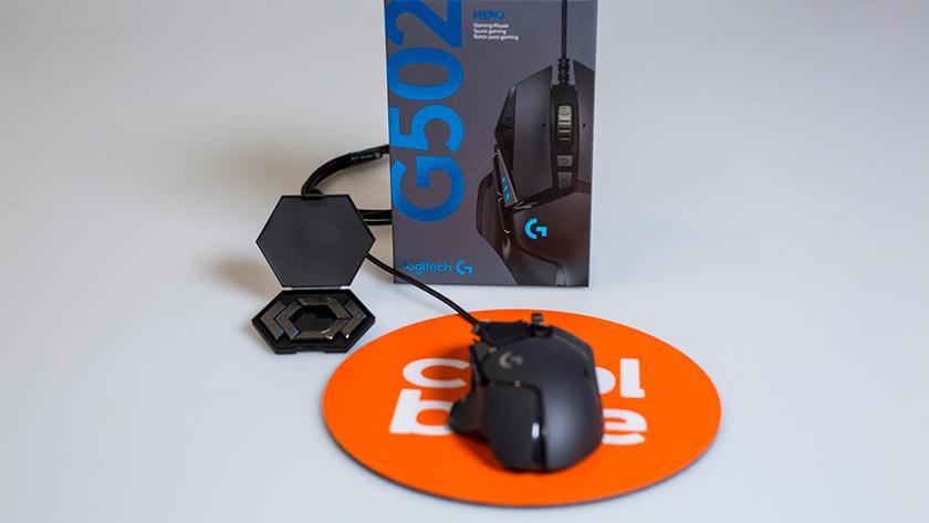Specialisten review van de Logitech G502 HERO Coolblue