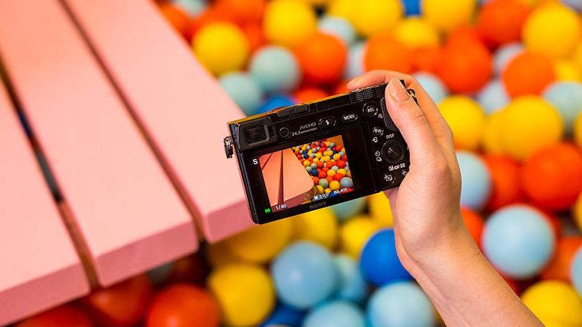 Scherpstellen met de Sony Alpha A6000