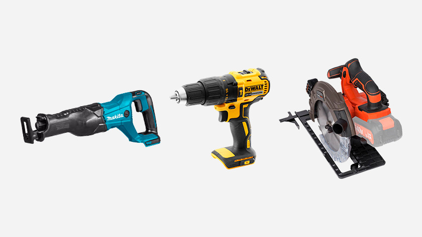 Separate body tools