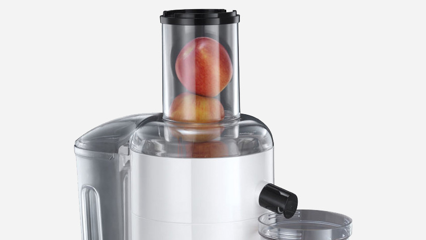 feed tube juicer