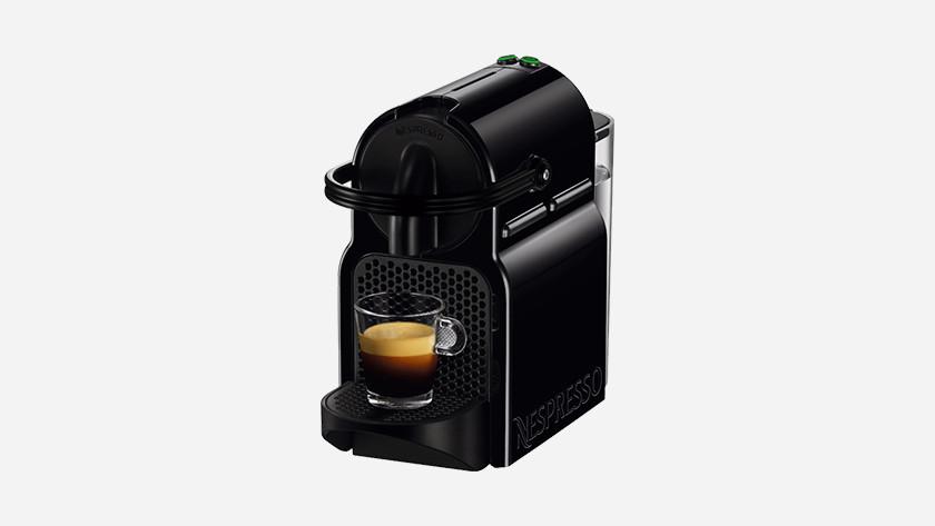 View Nespresso machines