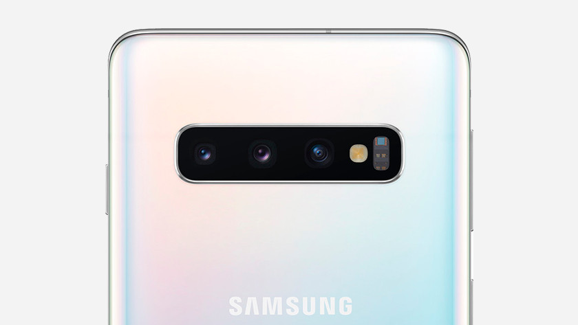 Camera Samsung Galaxy S10