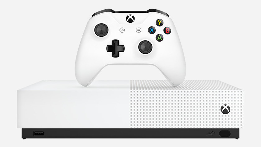 Xbox One voor Quad HD 1440p gaming