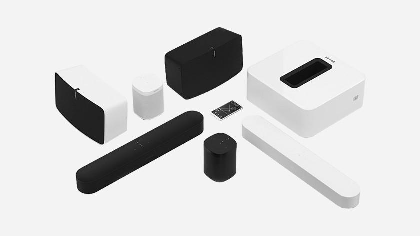 Sonos multiroom systeem