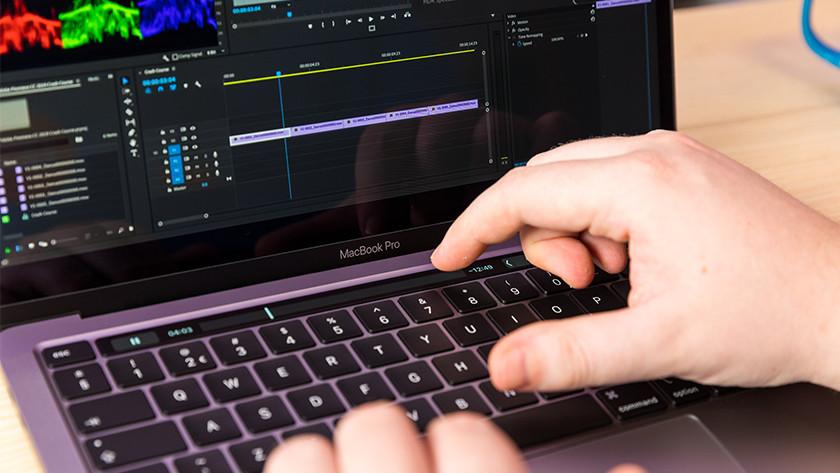 Grafische kracht MacBook Pro