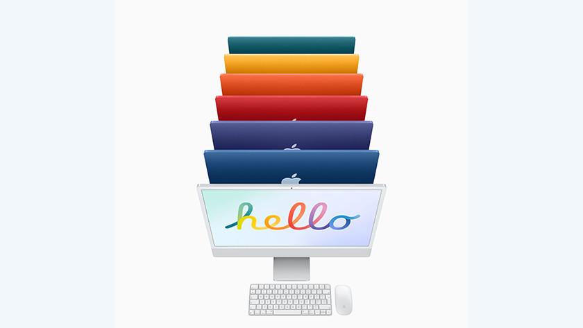 New iMac 2021