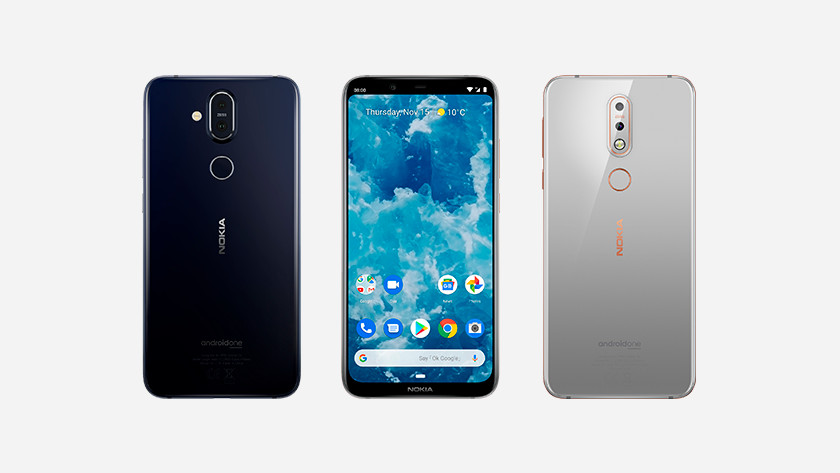 Nokia smartphones Android One