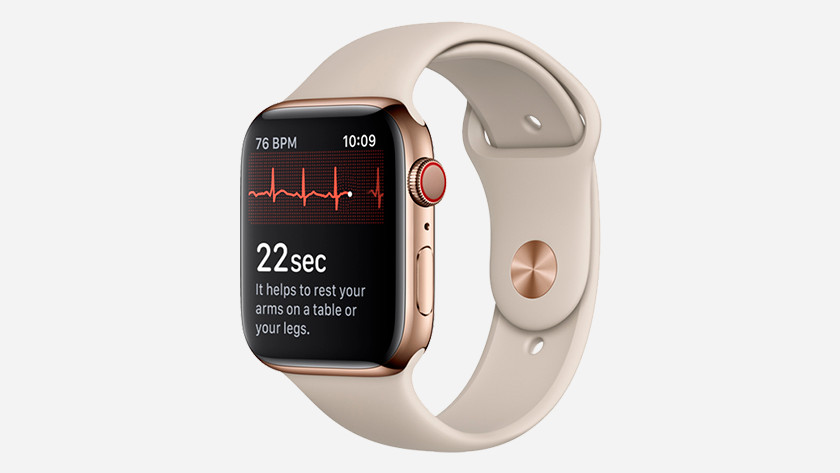 Apple Watch trainen op hartslag
