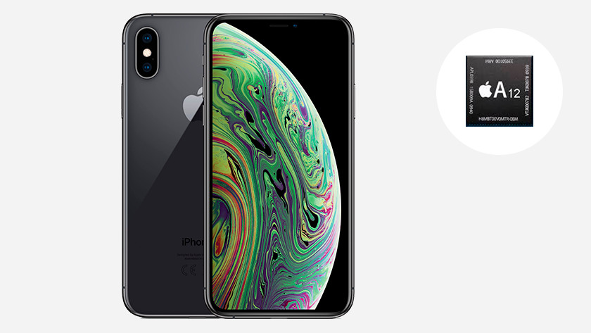 Apple iPhone Xs A12 bionic