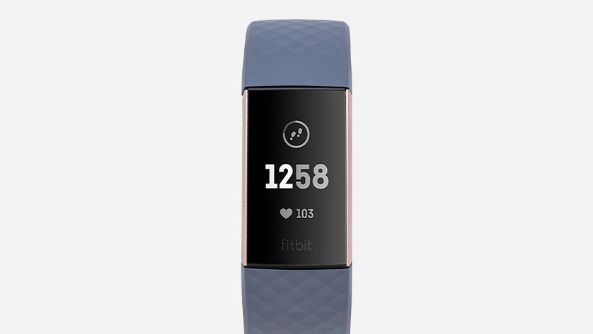 Fitbit Charge 3 51 paars