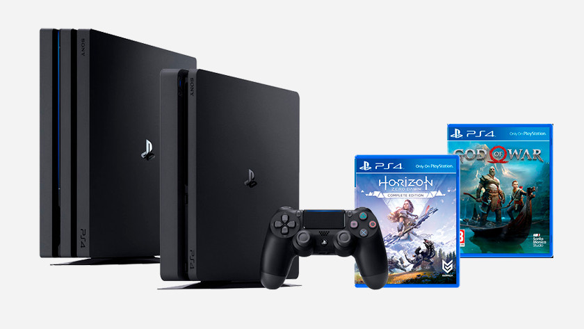 Everything for PS4