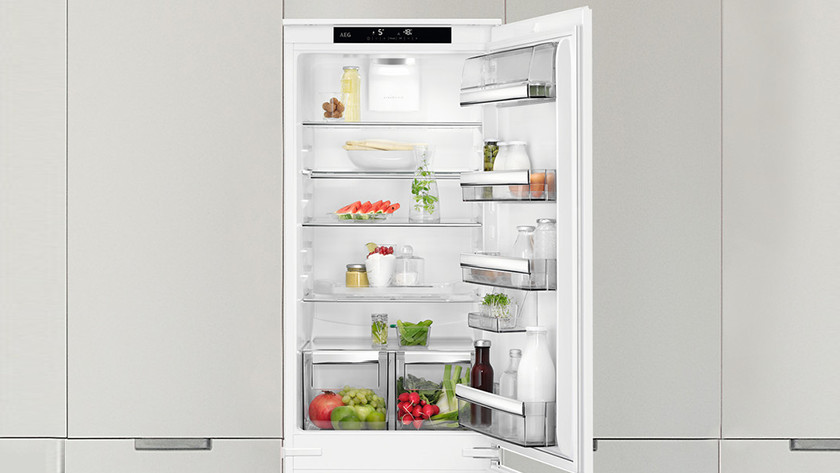 Built-in fridge