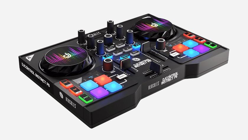 DJ controller kind