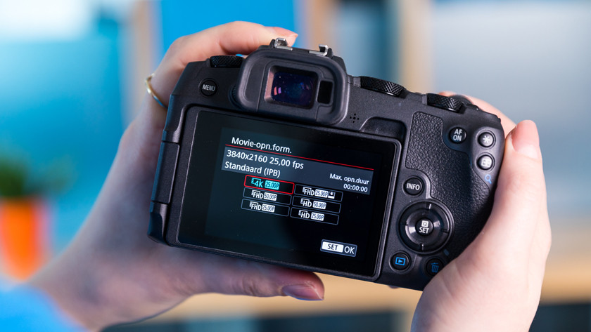Getting started with a Canon mirrorless camera