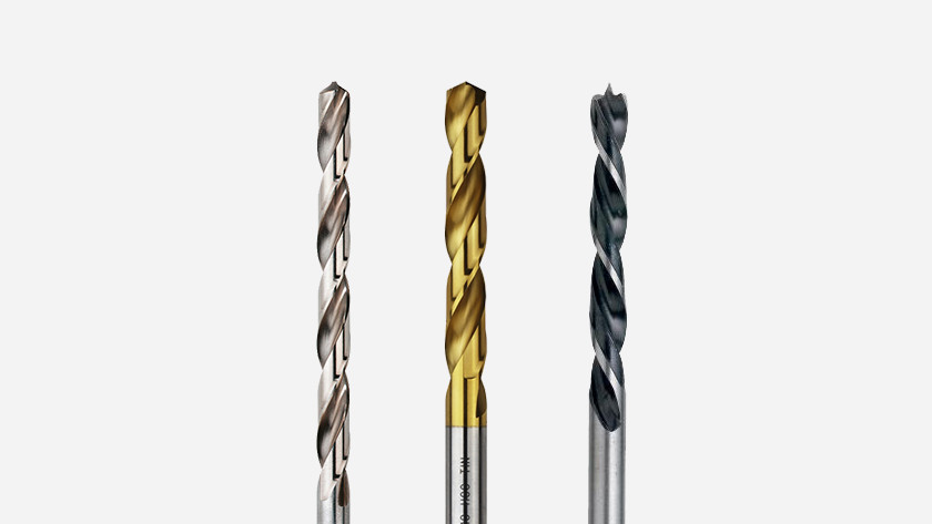 Advice on drill bits
